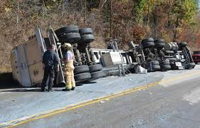 100 Milk Truck Accident Truck Overturns In Brothersvalley Township Dailyamericancom