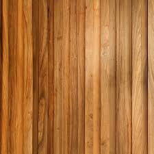 Teak Wood Plank Texture With Natural Patterns Vinyl Wall Mural