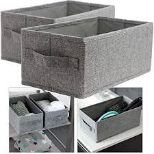 1 stück niedriger aufbewahrungskorb und aufbewahrungsbox für