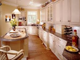 Long Narrow Kitchen Ideas by Traditional Kitchen Designs Homes Abc