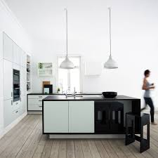 This Modern Kitchen Uses White Formica Brand Laminate For