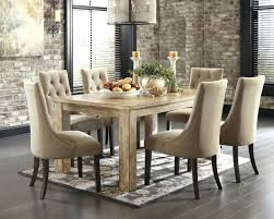 Dining Room Table And Chairs New Bisque Rectangular Amp