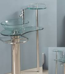 18 Inch Pedestal Sink by 29 Inch Wall Mounted Single Chrome Metal Pedestal Bathroom Vanity