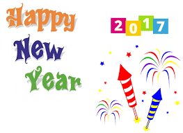 Happy new year 7 sky shots clipart ClipartPost