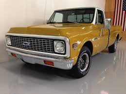 1971 Chevy C10 Pickup Truck - MyRod.com - YouTube Chevrolet C10 For Sale Hemmings Motor News 1961 Chevy Pick Up Truck Restomod For Trucks Just Pin By Lkin On Nation Pinterest Classic Chevy 1966 Gateway Cars 5087 Read All About This Fully Stored 1968 Pickup Truck Rides Magazine 1972 On Second Thought Hot Rod Network 1967 Stepside Chevy C10 Making The Most Of Life In A Speedhunters 1984 14yearold Creates His Own