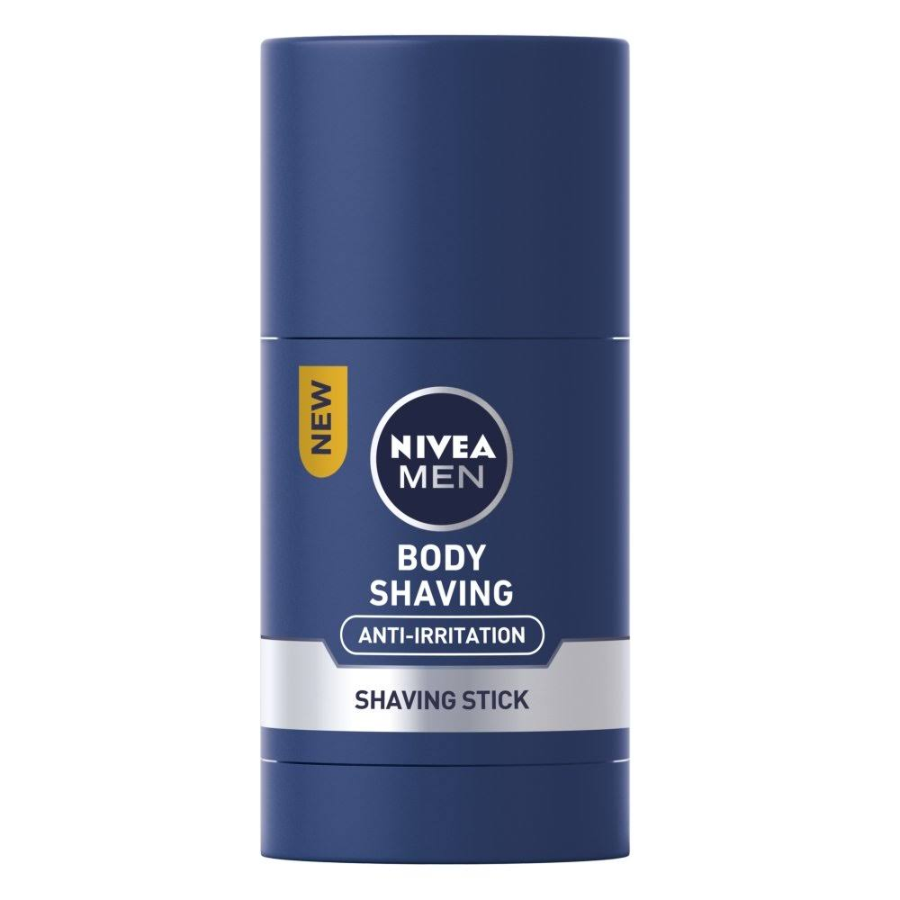 Nivea Men's Body Shaving Anti-irritation Shave Stick - 75ml