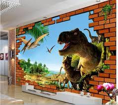 Painting A Dinosaur Mural Pt 1 Aimee Manion