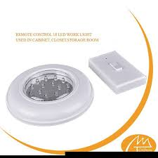 list manufacturers of led switch light wireless cordless buy led