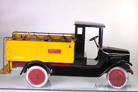 Buddy L Ice Truck Pressed Steel Toy *Sold* - Antique Toys For Sale Bargain Johns Antiques Buddy L Junior Dump Truck Original Paint Crane Trailer By Company 1989 In Hedge End Die Cast Steel Toy Army Transport C 1940 Chairish Jr Stake Bgage For Sale Sold Antique Toys Sale Items Pepsicola 12 Piece Truck Trailer Figure Set 4906l Nrfb Truckjpg Merrills Auction 1960 Kennel Restored Amateur Youtube 1126327 Troop 5121 Ice Delivery Cottone Auctions 1950s Coca Cola Vintage Air Force Supply 14 Inches Long
