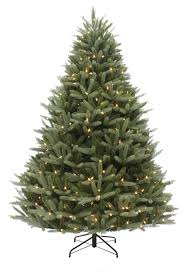 Slimline Christmas Trees 7ft by 7ft Pre Lit Washington Valley Spruce Feel Real Artificial