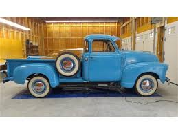 100 1951 Chevy Truck For Sale Chevrolet 34 Ton Pickup For ClassicCarscom CC937959
