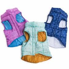 Soft Comfortable Puffer Pet Vest 5