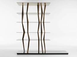Open Bookcase by Open Bookcase Sendai Crystal By Horm Design Toyo Ito
