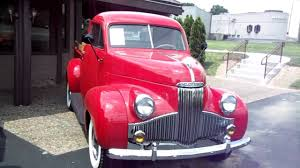 1948 Studebaker M5 Pick-up Red Fully Restored - Rare - Final Year Of ... Studebaker M16 Truck 1942 Picturesbring A Trailer Week 38 2016 1946 Other Models For Sale Near Cadillac Directory Index Ads1946 M5 Sale Classiccarscom Cc793532 Champion Photos Informations Articles Bestcarmagcom Event 2009 Achive Hot Rods June 29 Trucks Interchangeability Cabs Wikipedia 1954 1949 Pickup 73723 Mcg M1528 Pickup Truck Item H6866 Sold Octo