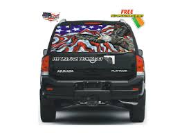 Soaring Eagle Patriotic Rear Window Graphic Best Window Decals Graphics In Calgary For Trucks Cars Auto Motors Intertional English British Flag Rear Graphic Black Eagle Miller 19972018 F150 American Muscle Perforated Real 3d Grim Reaper Death Skull Decal Sticker Car Flying Pilot F16 Truck Suv Van Etsy Buy Grassland Camo Ducks Harley Davidson Platinum Design Build Co Coastal Sign Llc Buck At Dawn Police Elite And