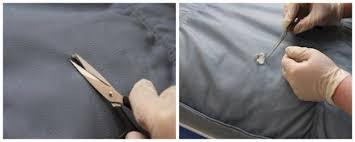 réparer un canapé en cuir comment réparer une déchirure ou un trou dans le cuir guide astuces