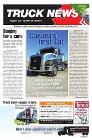 100 Beam Bros Trucking Truck News August 2011 By Annex Business Media Issuu