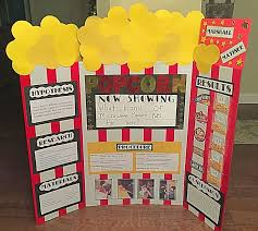 Science Fair Project Idea O Popcorn I Made The Stripes Out Of Red Duct Tape