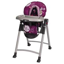 Kelsyus Go With Me Chair Brownblue by Graco Contempo Premier High Chair Minnie Mouse Baby High