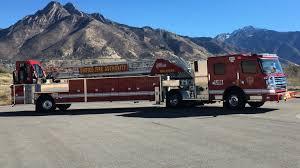 Unified Fire Authority Unveils New High-tech Trucks | Firetrucks ...