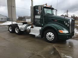 100 Mckinley Trucking 2012 PETERBILT 386 TA TRUCK TRACTOR DAY CAB VIN 1XPHD49X0CD169168