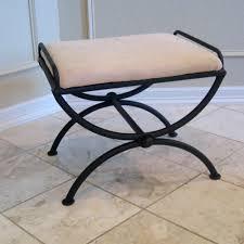 Vanity Chairs For Bathroom Wheels by Bathroom Beautiful Vanity Stool Ideas For Your Bathroom Vanity