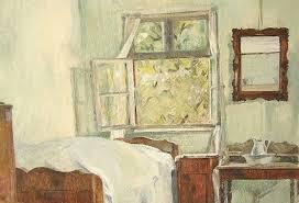 schlafzimmer des künstlers fritz griebel
