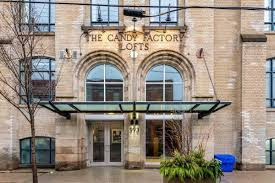 100 The Candy Factory Lofts Toronto Trevor Fontaine