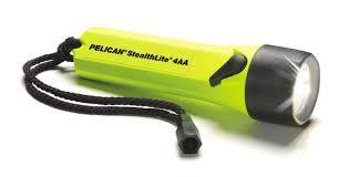 pelican stealthlite 2400 flashlight black sports