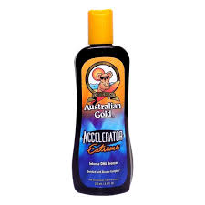 Tanning Bed Lotions With Bronzer by Gold Accelerator Extreme Intense Dha Bronzer 8 5 Oz