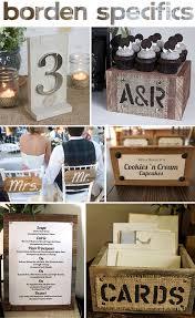 Stylish Rustic Wedding Ideas DIY Decoration Diy Decorations