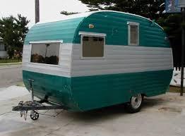 Vintage Camper History