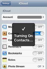 Iphone 3g Contacts Disappeared