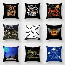 Happy Halloween Festival Skeleton Cushion Covers Pumpkin Skull Moon Star  Pillow Cases 44X44cm Sofa Chair Decoration 24 Inch Outdoor Cushions Outdoor  ... Witch Chair Cover By Ryerson Annette 21in X 26in Project Sc Rectangle Table Halloween Skull Pattern Printed Stretch For Home Ding Decor Happy Wolf Cushion Covers Trick Or Treat Candy Watercolor Pillow Cases X44cm Sofa Patio Cushions On Sale Outdoor Chaise Rocking For Halloweendiy Waterproof Pumpkinskull Prting Nkhalloween Pumpkin Throw Case Car Bed When You Cant Get Enough Us 374 26 Offhalloween Back Party Decoration Suppliesin Diy Blackpatkullcrossboneschacoverbihdayparty By Deal Hunting Diva Print Slip