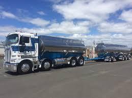 100 Jtl Trucking Bill A Kenworth K200 Nine Axle Tanker Unit Of JTL In Auckland