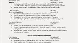 Education Cover Letter Examples New A Good Resume Example Format For Teachers