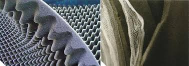 mousse de rembourrage canapé mousses résille profilée billes polystyrène rembourrage duvet et