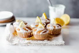 zitronen buttermilch muffins