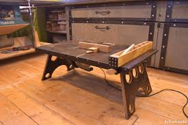Picture Of Worlds Smallest Portable Table Saw
