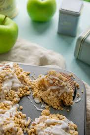 die saftigsten apfel streusel muffins aller zeiten mit