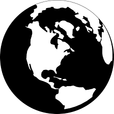 Free vector graphic Globe World Earth Black Free Image on