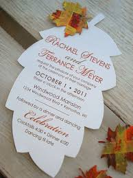 Fridays Fab Finds Unique Save The Dates Fall Wedding Invitations
