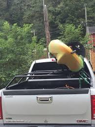 100 Truck Bed Kayak Rack Rack Gmc 1500 Custom Made Sierra Kayak Rack Ing