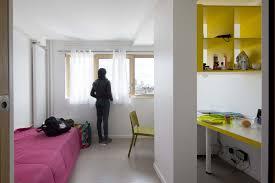 prix chambre crous 271 chambres étudiantes résidence daviel à 13 beguin