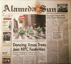 Christmas Tree Lane Alameda by The Tap Dancing Christmas Trees Home Facebook