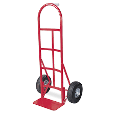 DAYTON Stair Climbing Hand Truck, Continuous Frame Single Pin, 650 ...