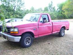 1993 Ford F-150 #3 | BestCarMag.com Pink Truck May Be A Ford But Damn Pinterest 1996 F150 Xlt Pickup Item 4642 Sold July 29 3 Ways To Play Walker Dreamworks Motsports Lifted Pink Purple My Truck And With Massive Lift Crazy Graphics Caridcom Gallery 1956 F100 Pickup In Nsw 1992 Flareside Wild Magenta Is Poppin Fordtruckscom