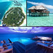 chambre sur pilotis maldives 8 bungalows sur l eau pour des vacances inoubliables