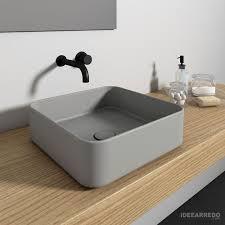 smash olympia farbiges waschbecken arbeitsplatte badezimmer