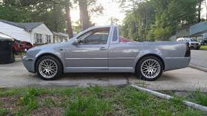 100 Craigslist Norfolk Va Cars Trucks For 11000 Would You CaddyShack Up With This 2005 VW Jetta Pickup